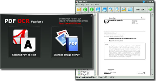 screenshot of A-PDF Image to PDF